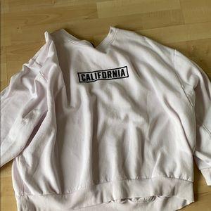 wild fable Tops - California Sweatshirt